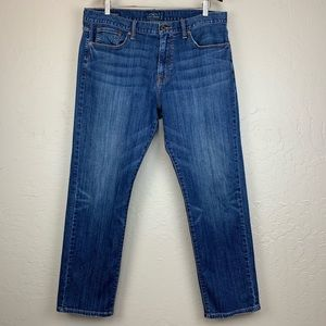 Lucky Brand 36x30 221 Original Straight Jeans